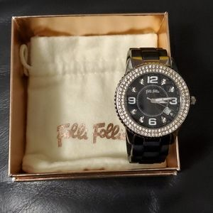 Folli Follie Women's Stainless Steel Watch